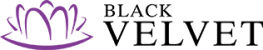 logo black velvet massage bucharest